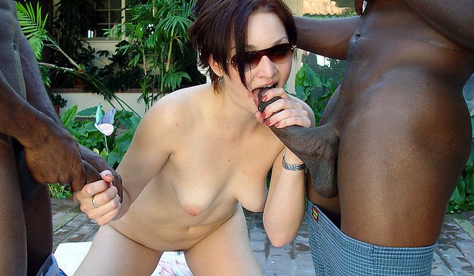 Haley amatuer anal