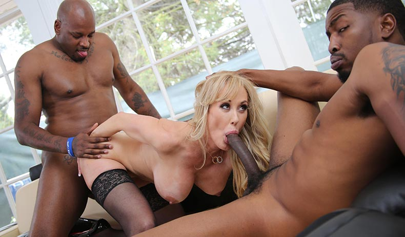 Brandi Love (Blacks On Cougars)