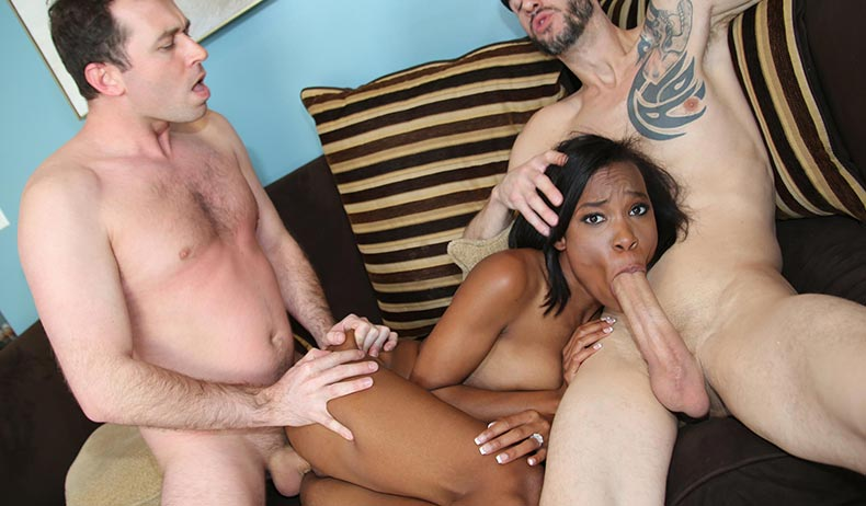 We Fuck Black Girls – Ivory Logan