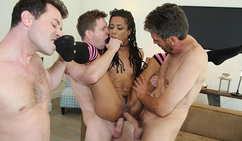 We Fuck Black Girls – Kira Noir