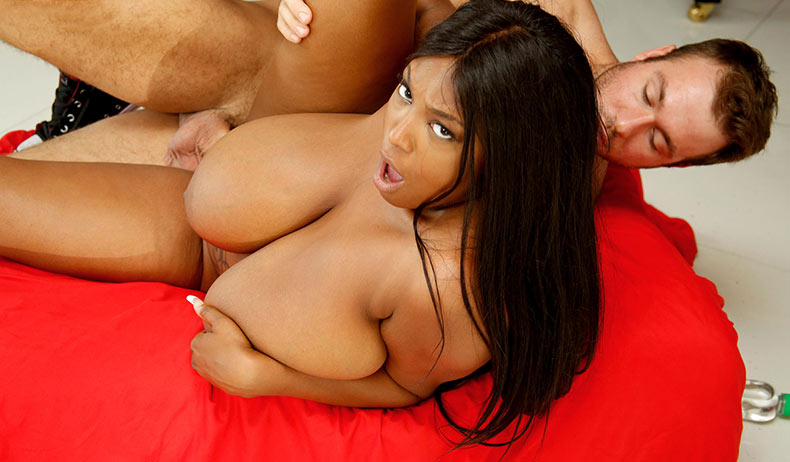 Rachel Raxxx (Scopiamo Black Girls)
