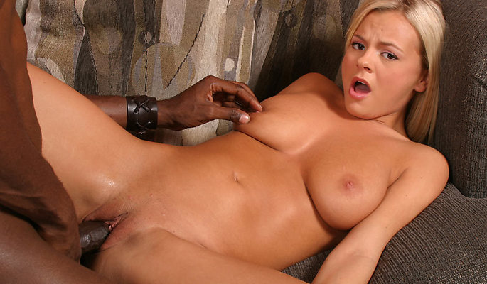 Bree Olson interracial sex video from Blacks On Blondes