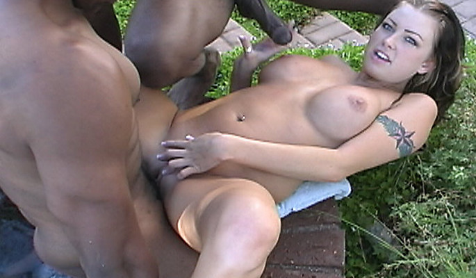 Chloe Dior interracial sex video from Blacks On Blondes