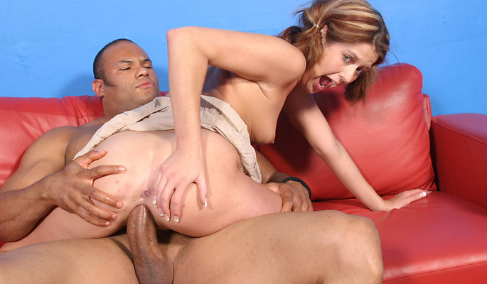 Wife porn first interracial