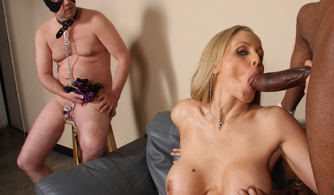 Julia-Ann-Cuckolds-boyfriend-with-black-meat!