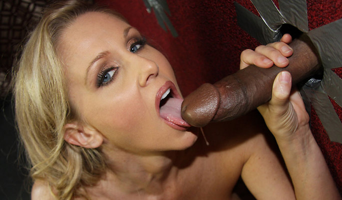 Julia Ann amateur girls video from Glory Hole