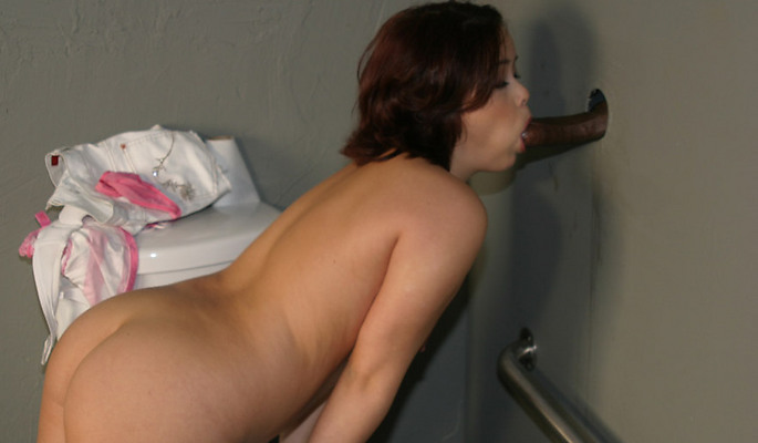 Kaci Starr amateur girls video from Glory Hole