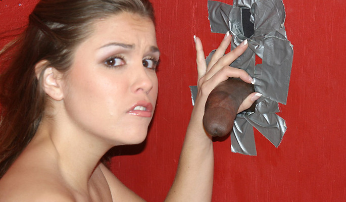 Katie Thomas amateur girls video from Glory Hole