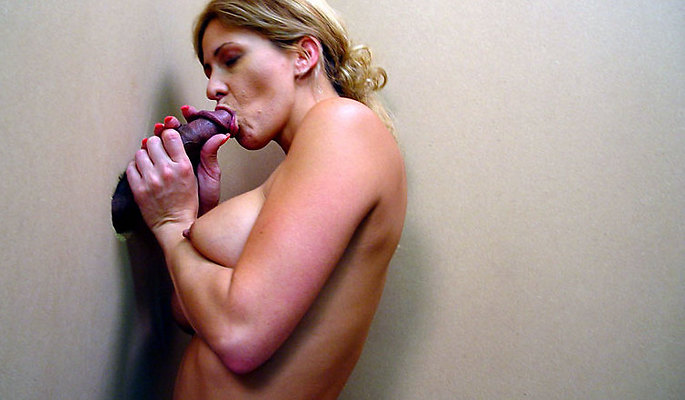 Glory Hole amateur girls video