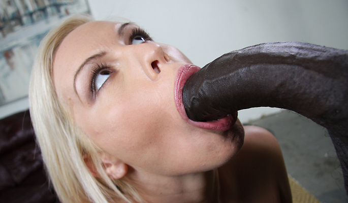Tara Lynn interracial sex video from Interracial Pickups