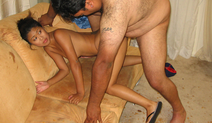 Asia Interracial Porn Video
